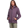 Black Diamond Women's Highline Stretch Shell Jacket - Large - Mulberry