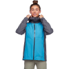 Black Diamond Women's Highline Stretch Shell Jacket - Medium - Fjord Blue / Anthracite
