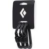 Black Diamond HotForge Screwgate Carabiner - 3 Pack