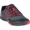 Merrell Men's Trail Glove 4 Shield Shoe - 9 - Black / Red