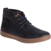 Chaco Men's Davis Mid Leather Boot - 8 - Black