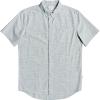 Quiksilver Men's Firefall SS Shirt - Small - Chinois Green