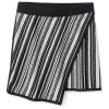 Smartwool Women's Alpine Lodge Pattern Skirt - Small - Black