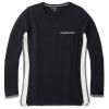 Smartwool Women's Shadow Pine Pocket Sweater - XL - Black