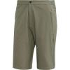 Adidas Men's Lite Flex Short - 28 - Legacy Green