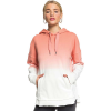 Roxy Women's Time Has Come Hoodie - Large - Terra Cotta