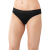 Smartwool Women's NTS Micro 150 Thong - Small - Black
