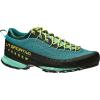 La Sportiva Women's TX3 Shoe - 36 - Emerald / Mint