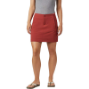 Columbia Women's Bryce Peak Skort - 10 - Dusty Crimson