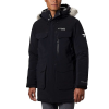 Columbia Titanium Men's Titan Pass 780 TurboDown Parka - Large - Black