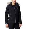 Columbia Women's Alpine Slide Jacket - XS - Black / City Grey Heather