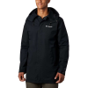 Columbia Men's East Park Mackintosh Jacket - Small - Black