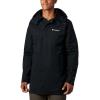 Columbia Men's East Park Mackintosh Jacket - Medium - Black