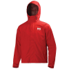 Helly Hansen Men's Seven J Jacket - Large - Alert Red