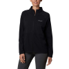 Columbia Women's Bryce Peak Perforated Full Zip Jacket - Small - Black