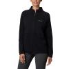 Columbia Women's Bryce Peak Perforated Full Zip Jacket - Large - Black