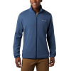 Columbia Men's Town Park Midlayer Full Zip Jacket - Medium - Dark Mountain