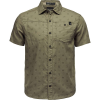 Black Diamond Men's Solution SS Shirt - Small - Sergeant Print