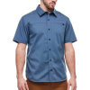 Black Diamond Men's Stretch Operator SS Shirt - Large - Astral Blue
