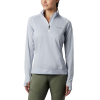 Columbia Women's Irico Half Zip Top - XL - White / Cirrus Grey