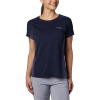 Columbia Women's Irico Knit SS Shirt - XS - Nocturnal