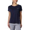Columbia Women's Irico Knit SS Shirt - Medium - Nocturnal