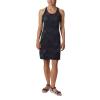 Columbia Women's Peak To Point Knit Dress - Large - Black Got Florals