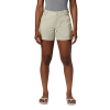 Columbia Women's Coral Point III 5 Inch Short - 14 - Fossil