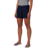 Columbia Women's Coral Point III 5 Inch Short - 2 - Collegiate Navy