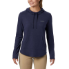 Columbia Women's Solar Shield Hoodie - Small - Nocturnal