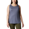 Columbia Women's Peak To Point II Tank - Small - Nocturnal Heather