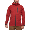 Black Diamond Men's Cirque Shell Jacket - Medium - Red Rock