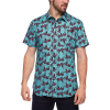 Black Diamond Men's Solution SS Shirt - Small - Gear Print