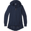 Smartwool Women's Everyday Exploration Sweater Jacket - Medium - Deep Navy