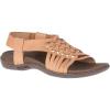 Merrell Women's District Mahana Backstrap Sandal - 5 - Natural Tan