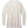 Smartwool Women's Everyday Exploration Tunic Sweater - Medium - Ash Heather