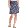 Toad & Co Women's Chaka Skirt - Large - True Navy Tossed Floral Print