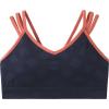 Smartwool Women's Seamless Strappy Bra - Medium - Deep Navy