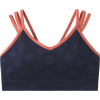 Smartwool Women's Seamless Strappy Bra - XL - Deep Navy