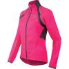 Pearl Izumi Women's ELITE Barrier Convertible Jacket - Medium - Screaming  Pink / Smoked Pearl