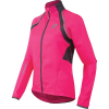 Pearl Izumi Women's ELITE Barrier Convertible Jacket - XL - Screaming  Pink / Smoked Pearl