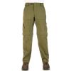 Prana Men's Stretch Zion Convertible Pant - 28x30 - Cargo Green