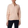 Columbia Women's Firwood Crossing Full Zip Jacket - Medium - Peach Cloud