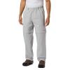 Columbia Men's Backcast Convertible Pant - Small Long - Cool Grey