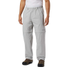 Columbia Men's Backcast Convertible Pant - Medium Short - Cool Grey