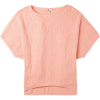 Smartwool Women's Everyday Exploration Pullover Sweater - Small - Rose Cloud Heather