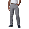 Columbia Men's Silver Ridge Convertible Pant - 34x30 - Columbia Grey