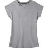 Smartwool Women's Merino Sport 150 Tee - XS - Light Grey Heather