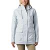 Columbia Women's Colico Trek Jacket - Large - Cirrus Grey
