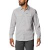 Columbia Men's Silver Ridge Lite Long Sleeve Shirt - Small - Columbia Grey